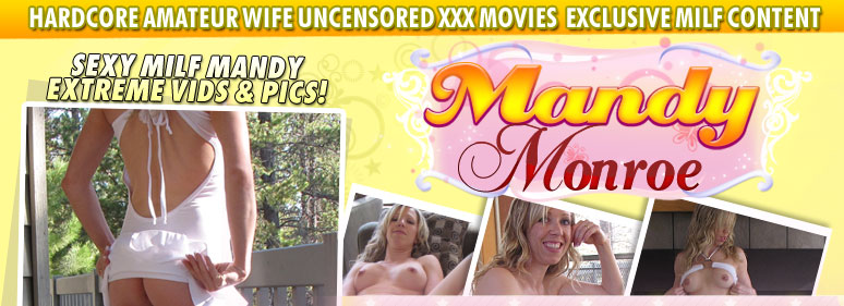 Mandy Monroe Header Graphic